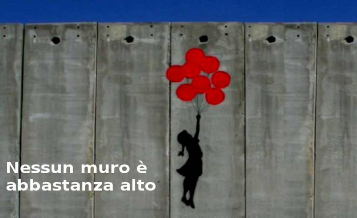 palestina, nessun muro
