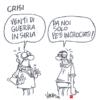 Vauro - guerra